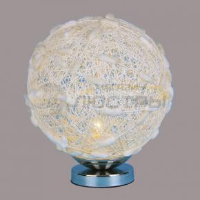 фото Настольная лампа Н Ротанг 5-5048-1-CR E27