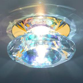 фото Точечный светильник 8016 GD/Сolorful (золот/перламутр)