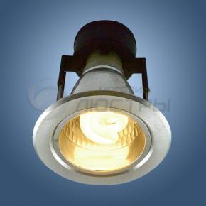 фото Светильник встраиваемый Technika A8043PL-1SI