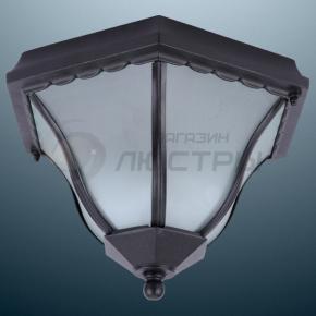 фото Светильник уличный  Portico A1826PF-2BК