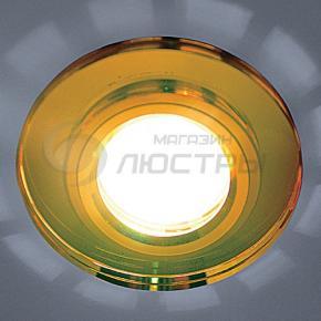 фото Точечный светильник 8060/6 Yl/GD (зеркальный золотой)