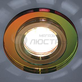 фото Точечный светильник 8060/6 SL/SL/MULTICOLOR (зеркальный/мультиколор)