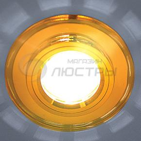 фото Точечный светильник 8060/6 GD/CLEAR (золото / прозрачный)