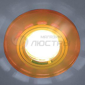 фото Точечный светильник 8060/6 PK/GD (розовый блеск/золото)