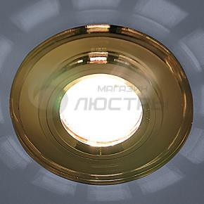 фото Точечный светильник 8060/6 CH/CLEAR (хром / прозрачный)