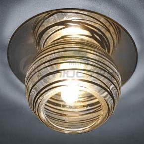 фото Точечный светильник 8101 CH/BK/Clear (хром/черный/прозрачный)