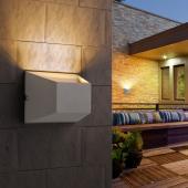 фото Настенный светильник 1614 Techno LED Ofion алмазный серый