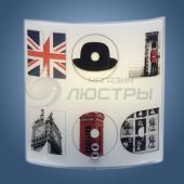 фото Светильник настенно- потолочный London 57792A72