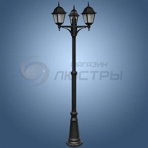фото Светильник уличный Bremen A1017PA-3BK
