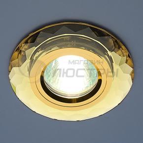 фото Точечный светильник 8150 YL/GD (зеркальный/золото)