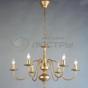 фото Люстра подвесная Бонна CL426162 Золото