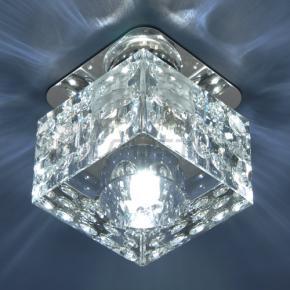 фото Точечный светильник 8247 CH/WH (хром/белый)