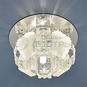 фото Точечный светильник 833 CLEAR/SATIN (прозрачный/матовый)
