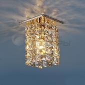 фото Точечный светильник 207 золото/тонированный/прозрачный Strotskis