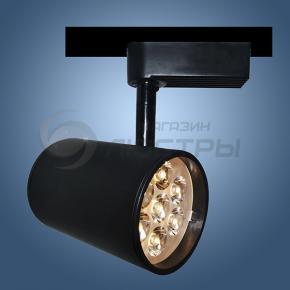 фото Светильник светодиодный для шинопровода (трека) Arte Lamp Track A6107PL-1BK