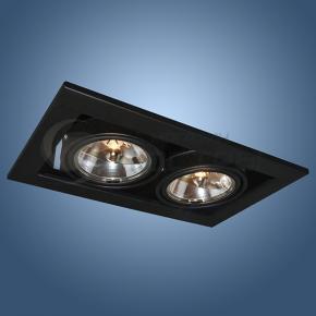 фото Точечный светильник Technika A5930PL-2BK