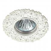 фото Встраиваемый светильник Novotech CANDI Белый 370335