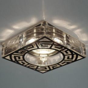 фото Встраиваемый светильник Brilliants A5205PL-1CC
