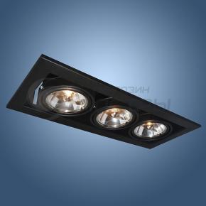 фото Точечный светильник Technika A5930PL-3BK