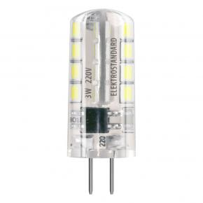 фото Лампа светодиодная G4 SMD 3W AC 220V 360° 3300K
