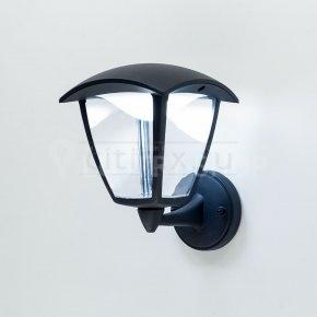 фото Уличный настенный светильник Светодиодный CLU04W1 Черный