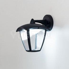 фото Уличный настенный светильник Светодиодный CLU04W2 Черный