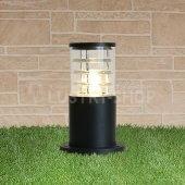 фото Ландшафтный светильник 1508 TECHNO black черный