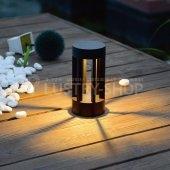 фото  Ландшафтный светильник TECHNO 1621 LED Ares графит