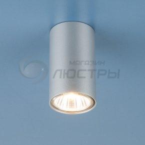 фото Накладной точечный светильник 5257 SL серебро Nowodvorski