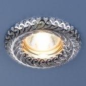 фото Точечный светильник 7001 MR16 SL серебряный блеск/хром