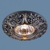 фото Светильник встраиваемый круглый Elektrostandart 7216