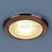 фото Светильник влагозащищенный встраиваемый круглый Elektrostandart 1080